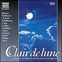 Clair de lune - Balázs Szokolay (piano); Capella Istropolitana; Istvan Szekely (piano); Jenö Jandó (piano); Kodály Quartet;...