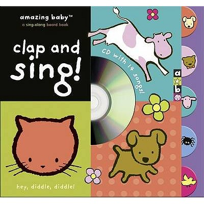 Clap And Sing: Amazing Baby - Hawkins, Emily