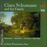 Clara Schumann and her Family: Piano Music