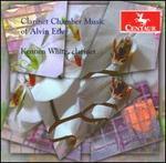 Clarinet Chamber Music of Alvin Etler