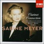 Clarinet Connection: The Great Concertos