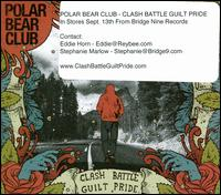 Clash Battle Guilt Pride - Polar Bear Club