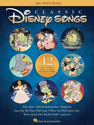 Classic Disney Songs - Hal Leonard Corp (Creator)