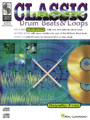 Classic Rock Drum Beats and Loops - Schroedl, Scott (Composer)