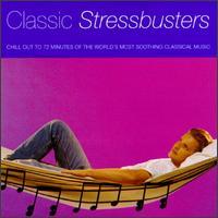 Classic Stressbusters - Gérard Jarry (violin); Jean Hubeau (piano); Jean-François Paillard Chamber Orchestra (chamber ensemble);...