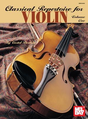 Classical Repertoire for Violin Volume One - Puscoiu, Costel