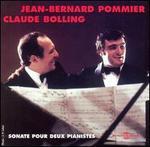 Claude Bolling: Sonate pour deux pianistes