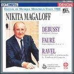 Claude Debussy: Children's Corner; Gabriel Fauré: Impromptu Nos. 2 & 3; Ravel: Valses nobles et sentimentales
