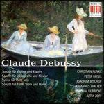 Claude Debussy: Sonate; Syrinx