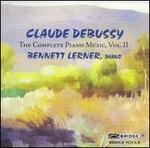 Claude Debussy: The Complete Piano Music, Vol. 2