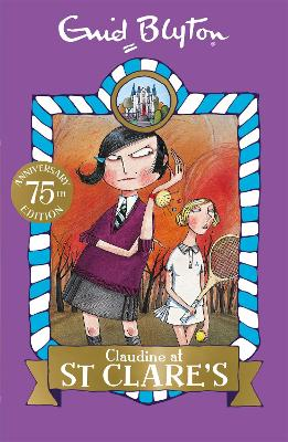 Claudine at St Clare's - Blyton, Enid
