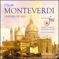 Claudio Monteverdi: Vespers of 1610 - Gareth Morrell (tenor); Ian Honeyman (tenor); Jeffrey Strauss (baritone); Jennifer Ellis Kampani (soprano);...
