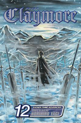 Claymore, Volume 12: The Souls of the Fallen - Yagi, Norihiro