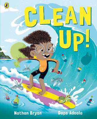 Clean Up! - Bryon, Nathan