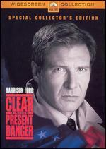 Clear and Present Danger [Special Collector's Edition]