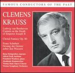 Clemens Krauss Conducts