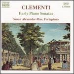 Clementi: Early Piano Sonatas
