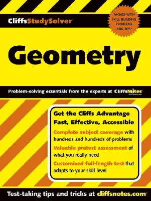 CliffsStudySolver Geometry - Herzog, David Alan