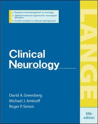 Clinical Neurology - Greenberg, David A