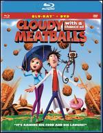 Cloudy with a Chance of Meatballs [2 Discs] [Blu-ray/DVD]