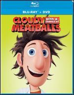 Cloudy with a Chance of Meatballs [Blu-ray/DVD] [2 Discs]