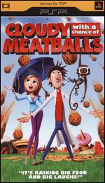 Cloudy with a Chance of Meatballs [UMD] - Christopher Miller; Phil Lord