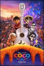 Coco [Includes Digital Copy] [4K Ultra HD Blu-ray/Blu-ray] - Lee Unkrich