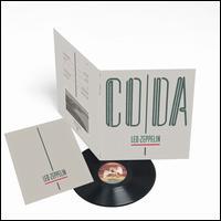 Coda [Remastered] [LP] - Led Zeppelin