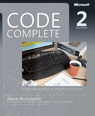 Code Complete - McConnell, Steve
