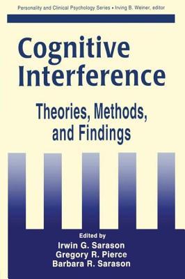 Cognitive Interference - Sarason, Irwin Gerald (Editor)