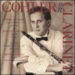 Cohler On Clarinet