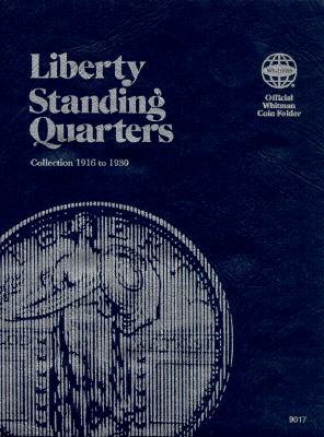 Coin Folders Quarters: Liberty Standing - Whitman