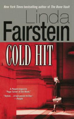 Cold Hit - Fairstein, Linda