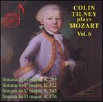 Colin Tilney plays Mozart, Vol. 6