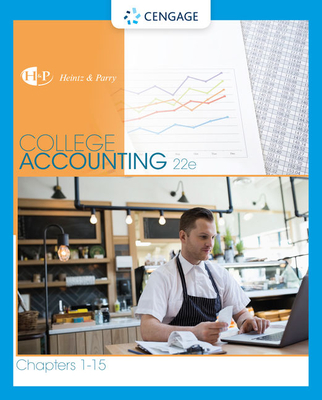 College Accounting, Chapters 1-15 - Heintz, James, and Parry, Robert
