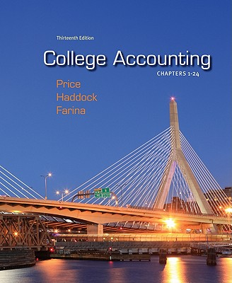 College Accounting Chapters 1-24 with Connect Plus - Price, John