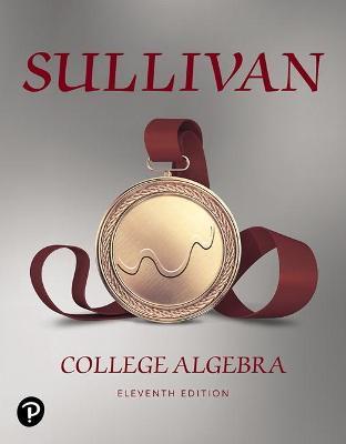 College Algebra - Sullivan, Michael, III