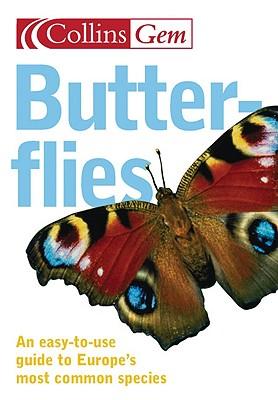 Collins Gem Butterflies - Chinery, Michael