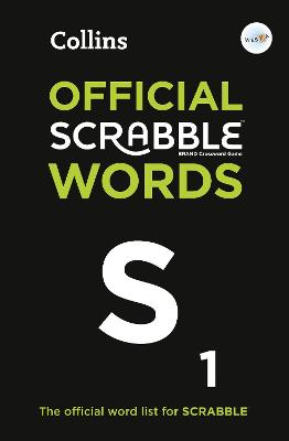 Collins Official Scrabble Words: The Official, Comprehensive Word List for Scrabble (TM) - Collins Dictionaries