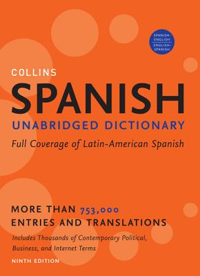 Collins Spanish Dictionary - Collins (Creator)