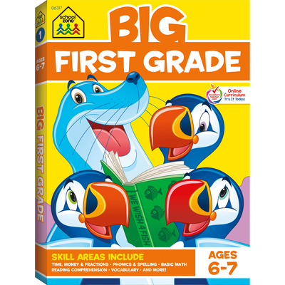 Color Big Get Ready Books