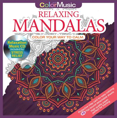 Color with Music Relaxing Mandalas - Newbourne Media