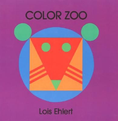 Color Zoo Board Book - Ehlert, Lois