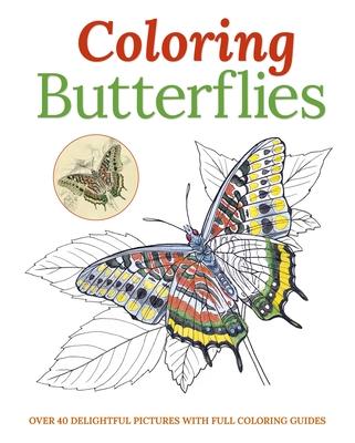 Coloring Butterflies - Jardine, Sir William