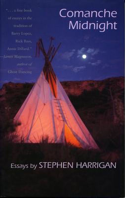 Comanche Midnight - Harrigan, Stephen