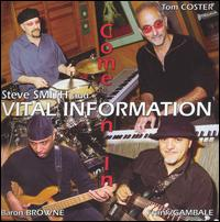 Come on In - Steve Smith & Vital Information