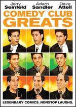 Comedy Club Greats