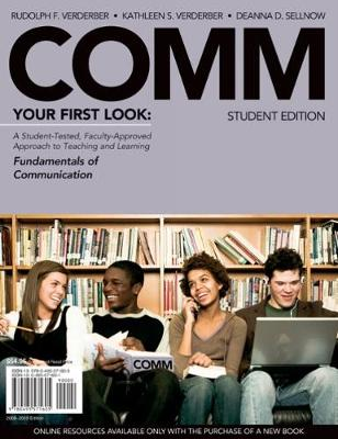 Comm Preview Guide - Verderber, Rudolph F, and Verderber, Kathleen S, and Sellnow, Deanna D, Dr.