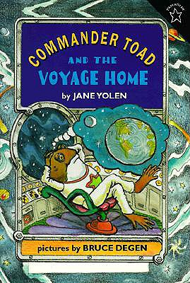 Commander Toad and the Voyage Home - Yolen, Jane