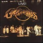 Commodores Live! [Remastered]